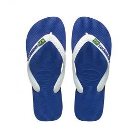 HAVAIANAS KIDS BRASIL LOGO marine blue