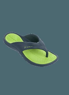 RIDER CAPE KIDS kinder slipper green